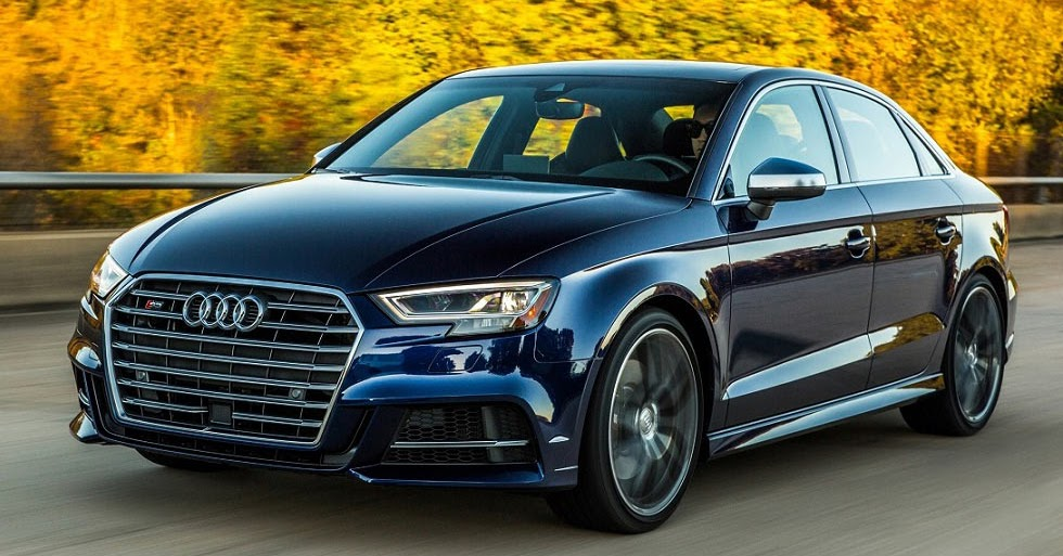 2018 Audi Lineup Gains New Equipment And Options