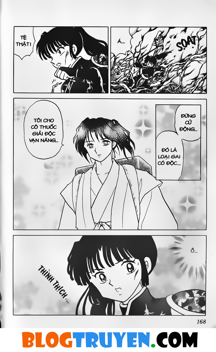 Inuyasha vol 36.9 trang 21