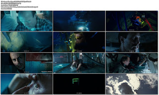 The Abyss 1989 720p WEBRip 500MB x264 Movie Screenshots