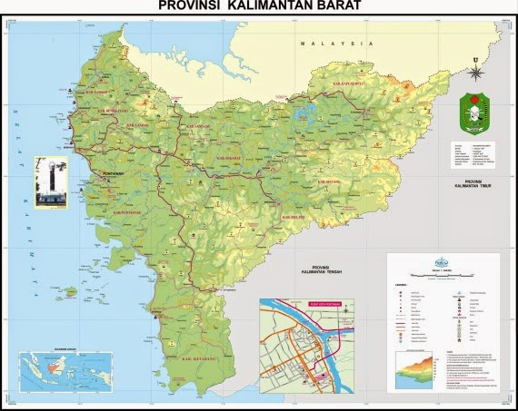 Daftar Wisata Di Kalimantan Barat