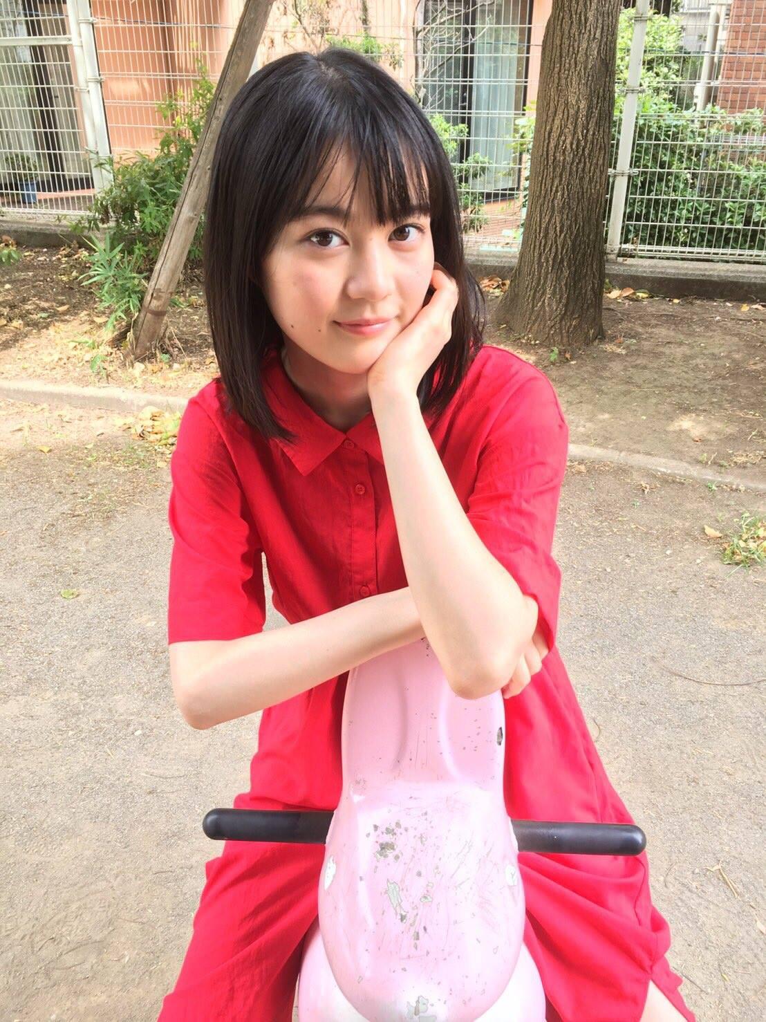 Ikuta Erika 生田絵梨花, BRODY 2017.09 (ブロディ 2017年9月号)
