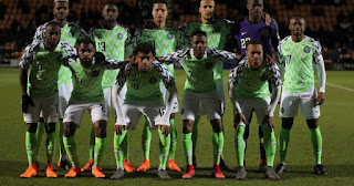Super Eagles Qualify For AFCON 2019