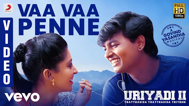 Vaa Vaa Penne Song Lyrics