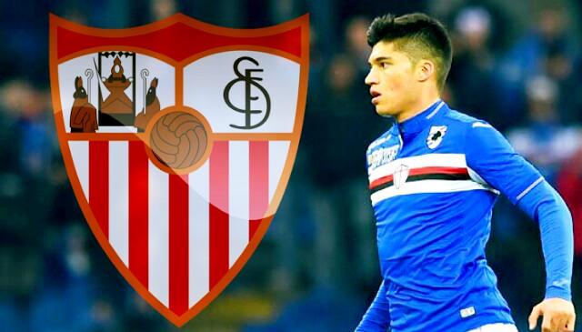 OFICIAL: Joaquín Correa é o novo reforço do Sevilla