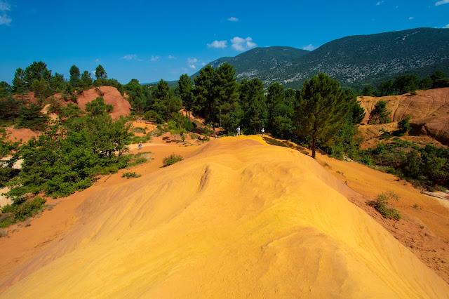 Rustrel-Colorado provenzale