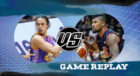 Video Playlist: TNT vs ROS game replay July 7, 2018 PBA Commissioner's Cup
