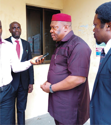 Continuous Voter Registration, Phase ii: Ekong Sampson charges stakeholders on mobilization of their locals