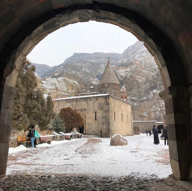 Gheghard Monastery