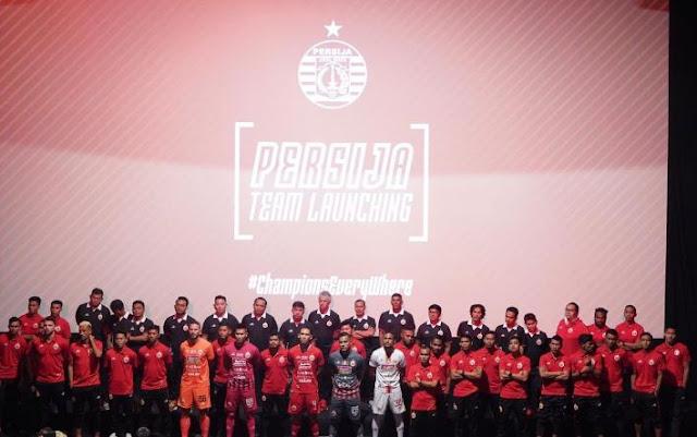 Daftar Pemain Persija Jakarta 2019-2020