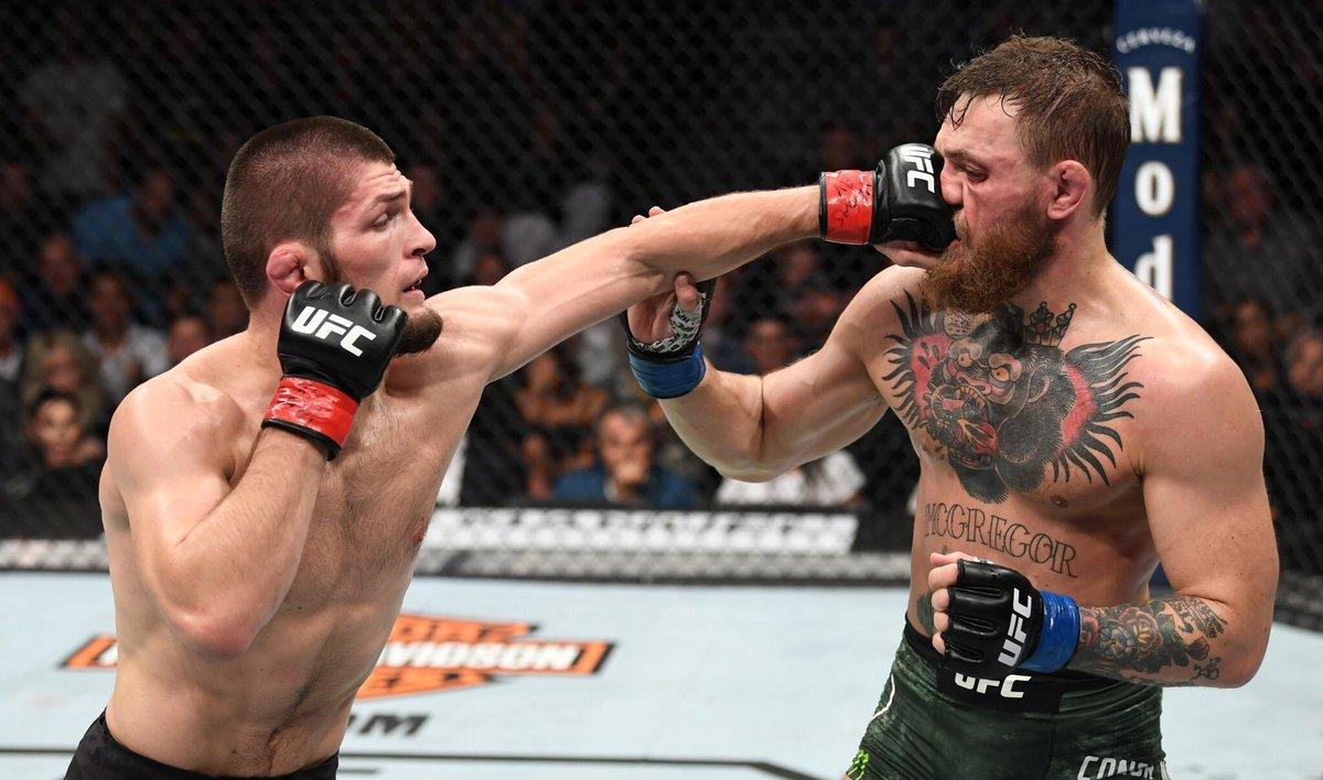 Jarang Diekspos, Inilah Kesalahan Fatal McGregor Menurut Presiden UFC