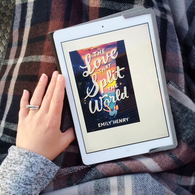 The Love That Split the World Book Review via A Slice of Brie