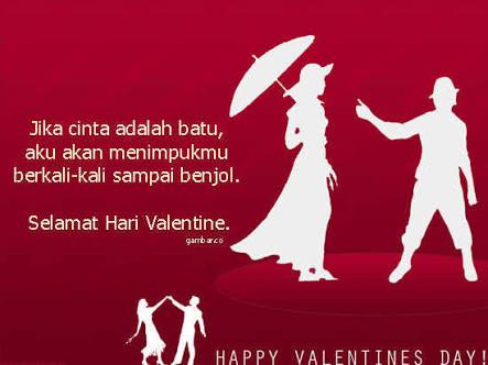 Kata Romantis Paling Keren Ucapan Selamat Valentine 2018 Sampai 2019