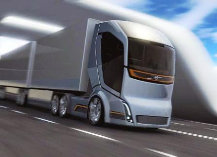 Volvo Trucks Volvo Sucht Den Truck Der Zukunft