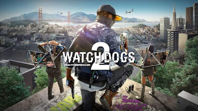 Watch Dog 2 Free Download Highly Compressed PC Games Full Version