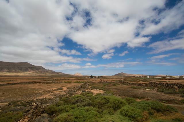 Panorama dalla Casa de los Coroneles-La OlivaFuerteventura