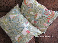 pattern to make a quilted pillow
