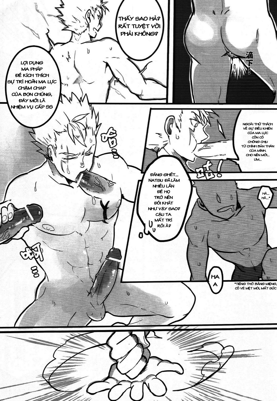 Nhiệm vụ cấp SS! - Fairy Tail - Tác giả APer (SEXY) [aper5213] - Trang 33