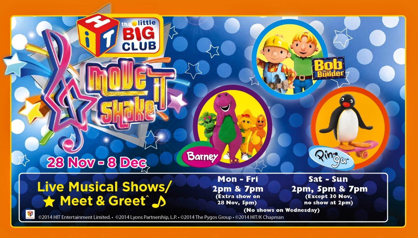 Free year end holidays activities in singapore the chill mom - The little club ...
