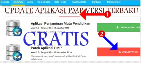 Download Update Aplikasi PMP Terbaru Versi 1.4 GRATIS