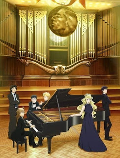 تقرير أنمي بيانو نو موري الموسم الثاني Piano no Mori 2nd Season