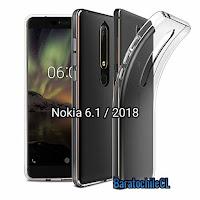 Protector Transparente Nokia 6.1