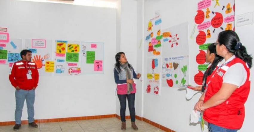 QALI WARMA: Capacitan a monitores de gestión local para reforzar la lucha contra la anemia en escolares de Áncash - www.qaliwarma.gob.pe