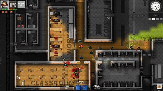 Prison Architect Games