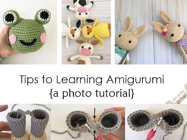 Tips to Learning Amigurumi