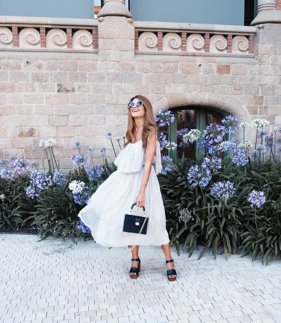 a trendy life fashion fashion blogger tcn tcn fashion show 080bcnfashion vestido vaporosoIMG 0076 - VESTIDO MIDI VAPOROSO - 080 BARCELONA FASHION
