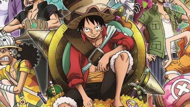 Odex Akan Membuka Film Anime 'One Piece Stampede' di Asia Tenggara