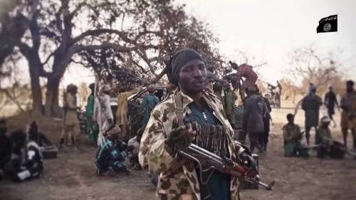 Boko Haram Commander Freed In Chibok Girls Swap Deal, Issues Fresh Threat Against Nigeria [ VIDEO]