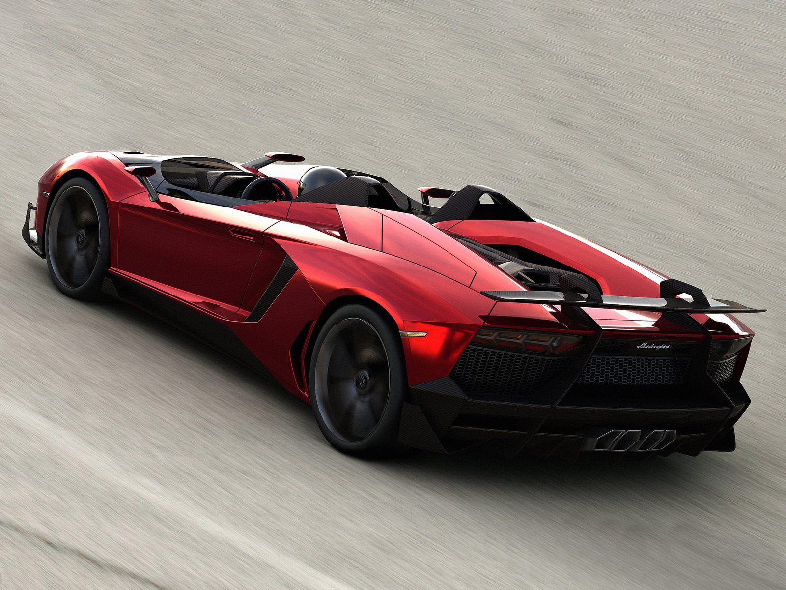 Foto Mobil Sport Lamborghini Aventador J Concept 2012 HD Wallpapers Download free images and photos [musssic.tk]