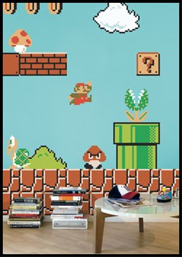 But However Cool The Graffiti, These New Decals From Supernice Have The  Edge. There Are Three Sets To Choose From, The DSu0027s New Super Mario Bros  Game, ...