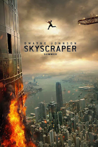 Skyscraper (BRRip 1080p Dual Latino / Ingles) (2018)