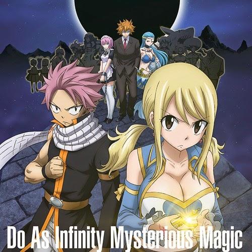 [MUSIC] Do As Infinity – Mysterious Magic (Single) (2014.12.10/MP3/RAR)