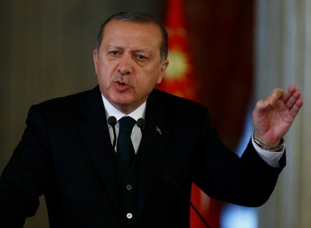 Turkey's Erdogan takes legal action after lawmaker calls him 'fascist dictator'