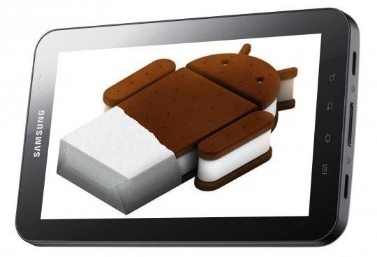 Guia] Actualizar o Samsung Galaxy Tab para ICS ~ Apps do Android
