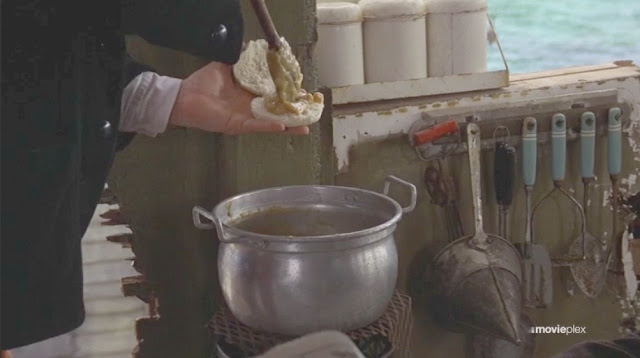 Soup Burger from the Popeye movie