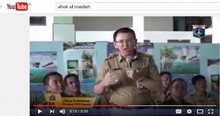 Ahok Berdusta Sebut Jenderal M Jusuf Saudara Kandung Ayah Angkatnya