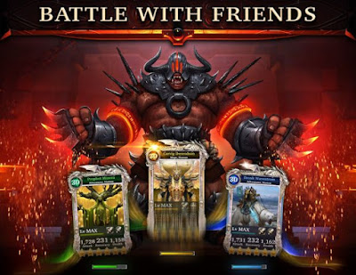 Legendary Game of Heroes MOD v1.7.9 High Damage Full Unlocked Apk Android Terbaru Free Download
