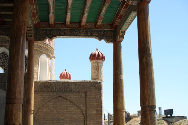 Ouzbékistan, Samarcande, Mosquée Khuja Khidr, © L. Gigout, 2010