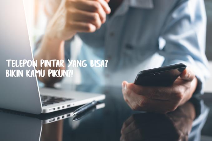 4 Fakta Telepon Pintar Yang Bisa Bikin Kamu Pikun Usia Dini 2019