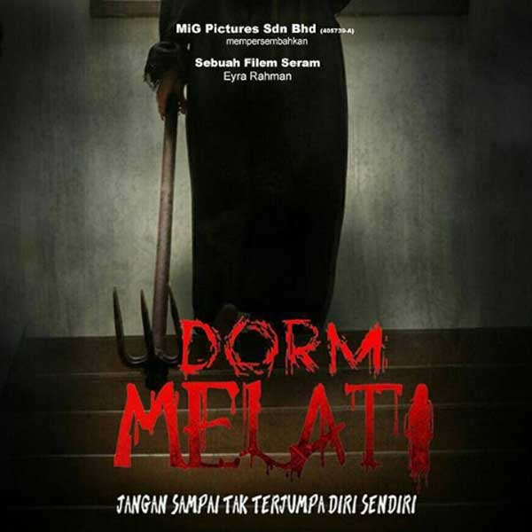 Dorm Melati, Synopsis, Dorm Melati Trailer, Dorm Melati Review
