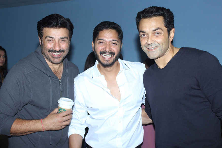 Special Screening of Movie Poster Boys Photo Gallery
