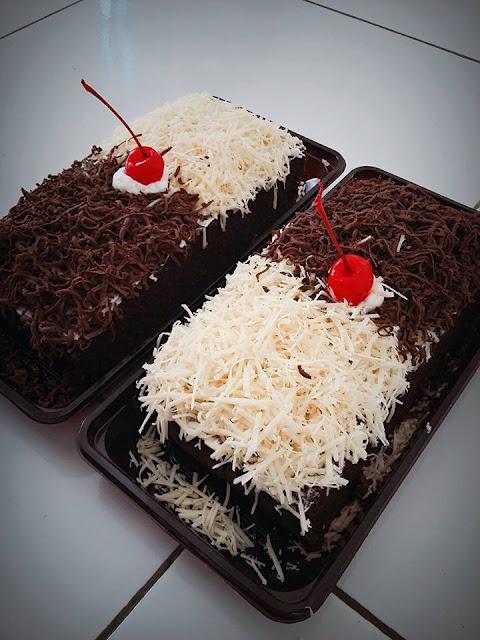 """Cake """"Made by order"""" Kuliner Bontang #BBB"""