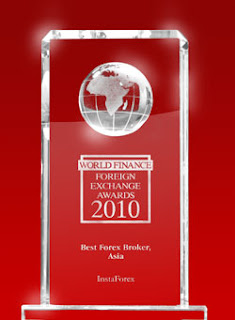 anugerah instaforex malaysia - the best broker in asia 2010