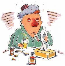 Você está com sintomas de gripe ou resfriado?