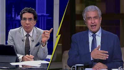 الارهابى محمد ناصر, فضيحة مهنية, وائل الابراشى, الدعوة للتظاهر, جماعة الاخوان,