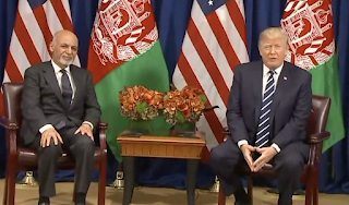 Trump's war strategy hailed by Afghan president: 'A difference of day and night'