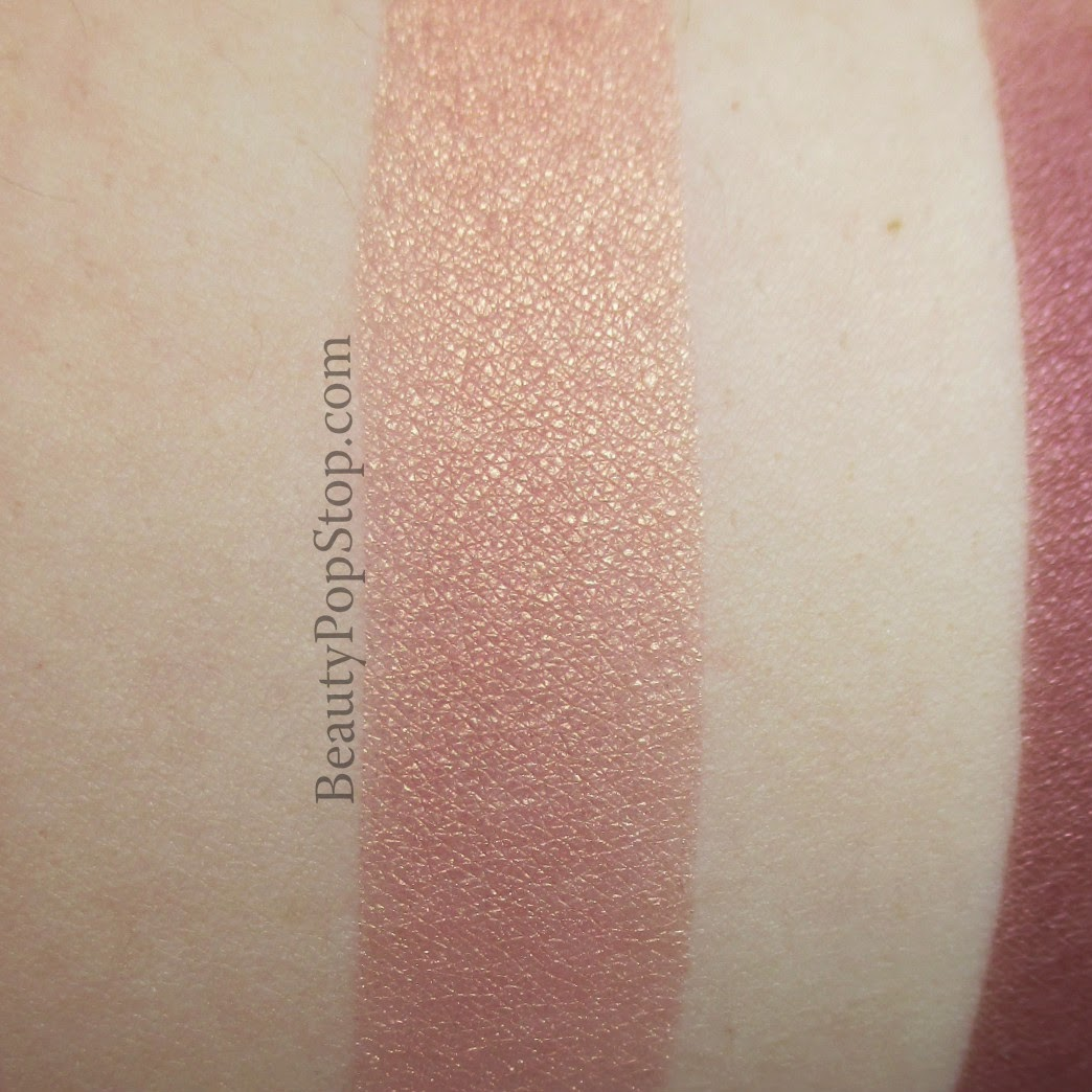 mac moody blooms artistic license eye shadow swatch
